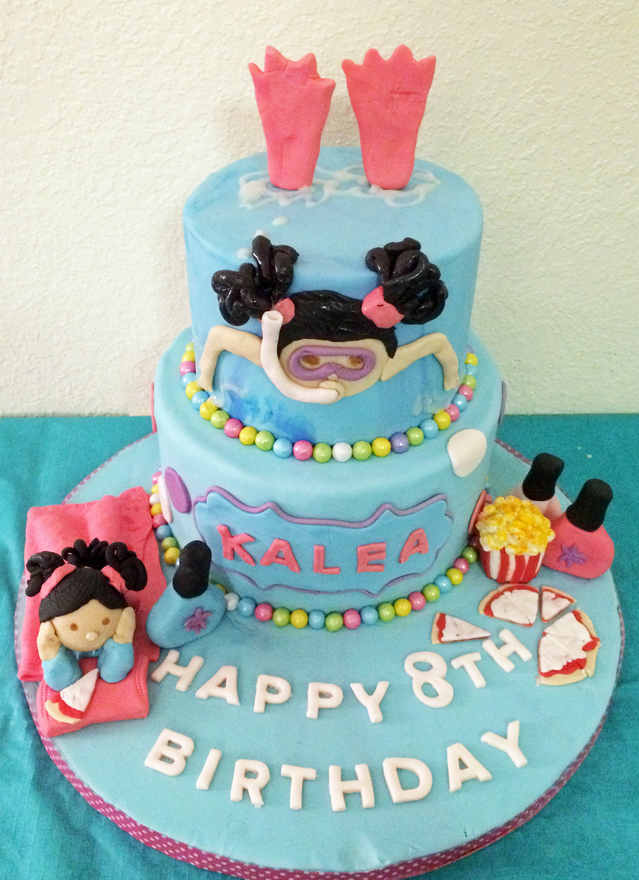 KIDS CAKES CakeMom Custom Cakes