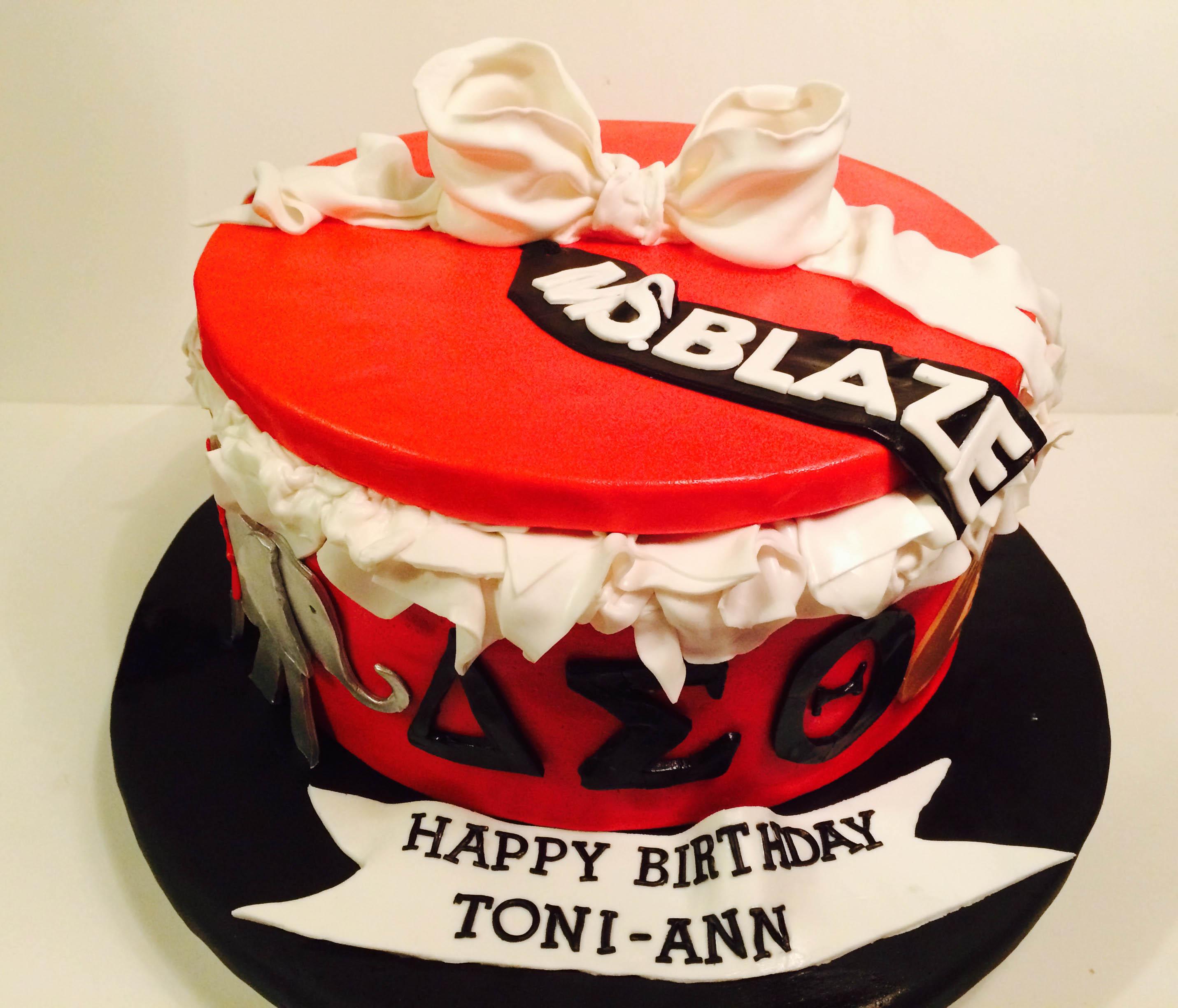 Celebration Cakes Cakemom Custom Cakes